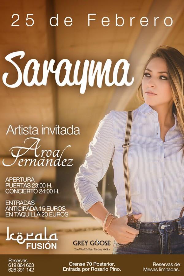 25 FEB SARAYMA